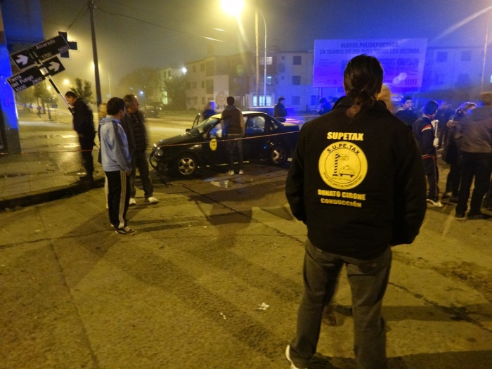 Crimen del taxista: uno de los menores confesó ser el tirador