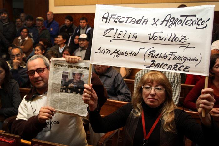 """Agroquímicos: tras la cautelar, el Municipio difunde datos """"alentadores"""""""