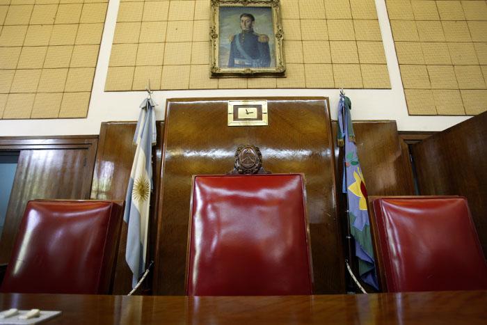 Por la protesta, el Concejo Deliberante suspendió la sesión