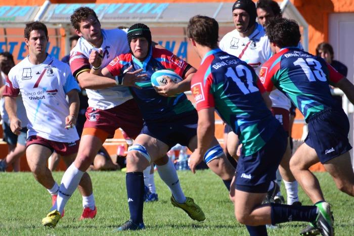 El juvenil de rugby no pudo con Tucumán