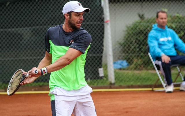 En San Juan, Zeballos avanzó en dobles