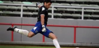 Aldo Suárez ya entrena en Kimberley