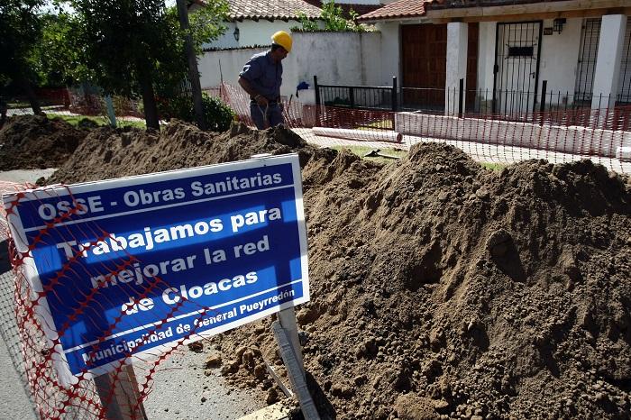 """Agua y cloacas: """"El objetivo de la cobertura total está planteado"""""""