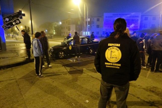 Crimen del taxista: dirimen la liberación de uno de los menores