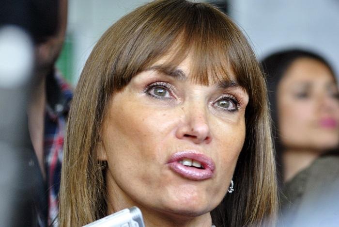 ElColegio de Abogadosinició una causa contra Patricia Perelló