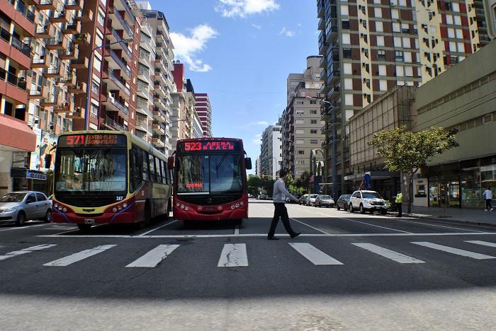 El paro de transporte afectará a todos los servicios en la ciudad