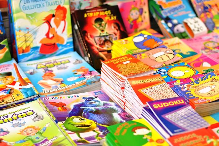 Inaugura la tercera Feria del Libro Infantil y Juvenil