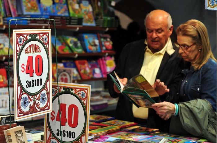 Cerró la Feria del Libro con más de 130 mil visitantes