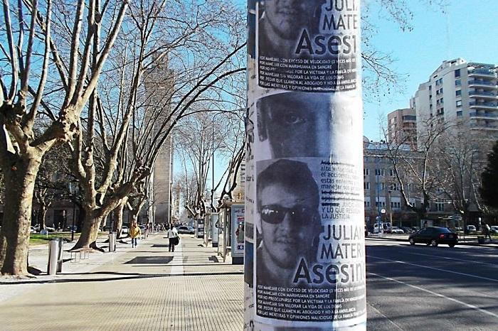 Caso Parra: le otorgaron la probation a Julián Materia
