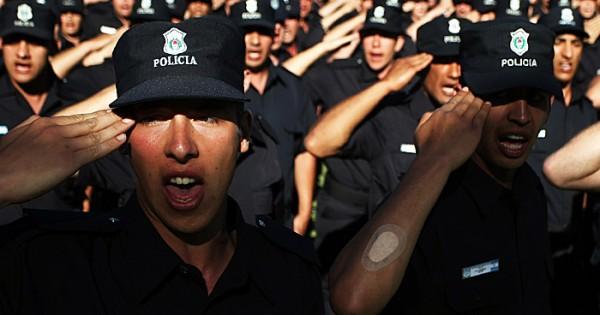 Sindicalización de la policía: un debate pendiente