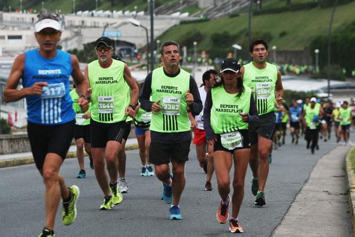Se presentó el Maratón de Mar del Plata y lo televisará ESPN
