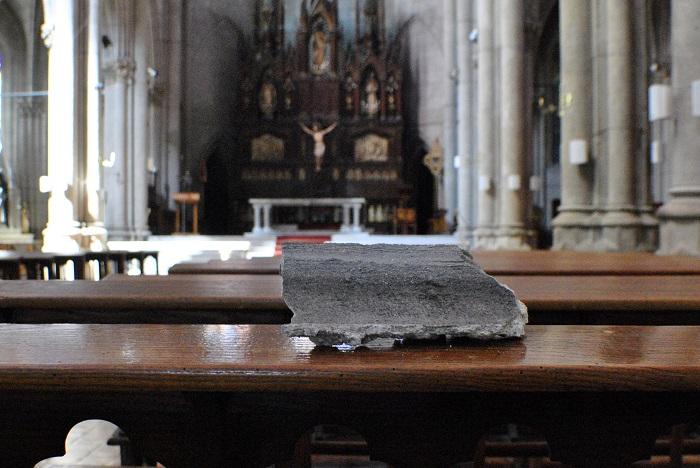 """La Catedral requiere una """"restauración total"""" para reabrir"""