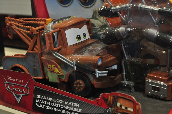 Lanzaron una colecta de juguetes para el Día del Niño
