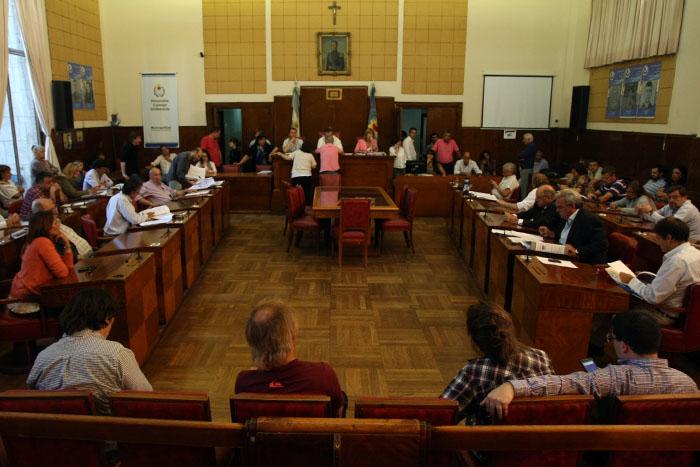 Proponen que el Concejo adhiera a la campaña #NiUnaMenos