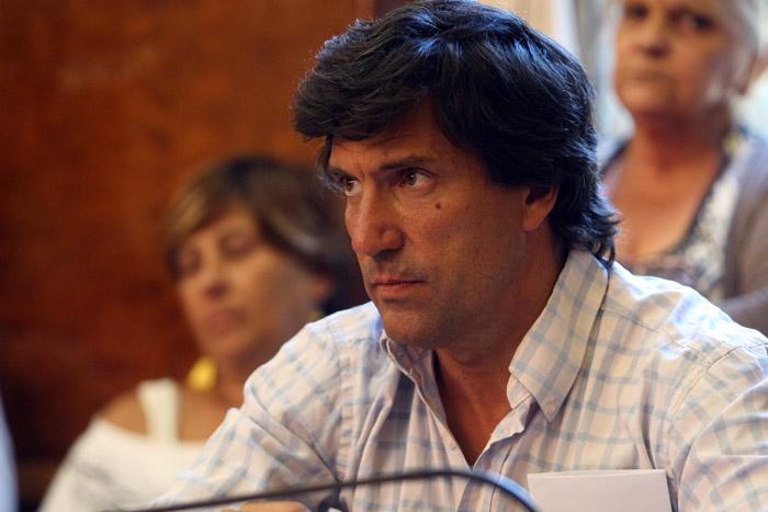 """Mario Rodríguez: """"Soñamos con gobernar Mar del Plata en 2019"""""""