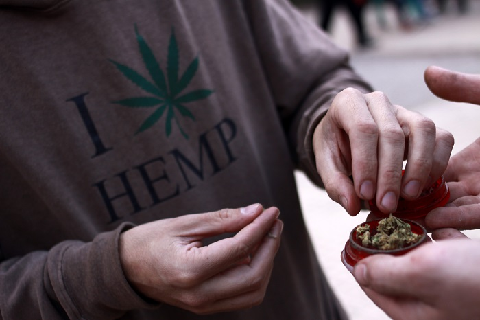 Droga: los procedimientos por consumo personal bajaron un 80%