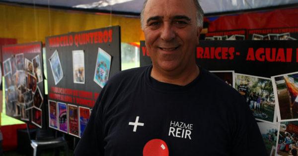 """Juan Rey: """"Tengo mucha fe y voy por una concejalía en 2017″"""