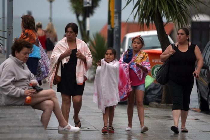 Después del calor, lluvias y tormentas