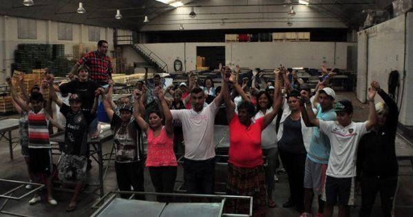 Argen-pesca: Scioli prometió una solución a los trabajadores