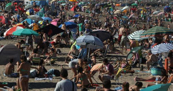 Este fin de semana largo llegaron más de 281 mil turistas