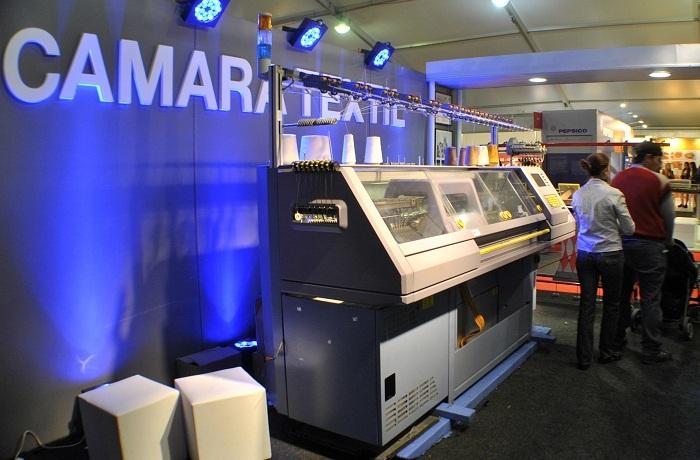 EXPO INDUSTRIA 06 camara textil