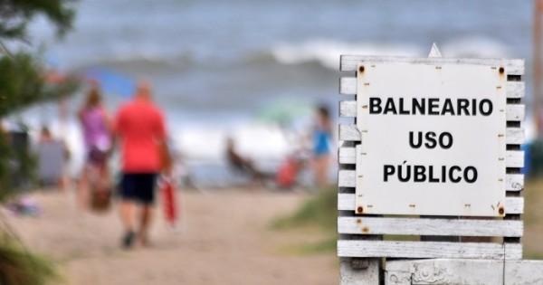 """Playas: """"Vamos a ser inflexibles con el uso del espacio público"""""""