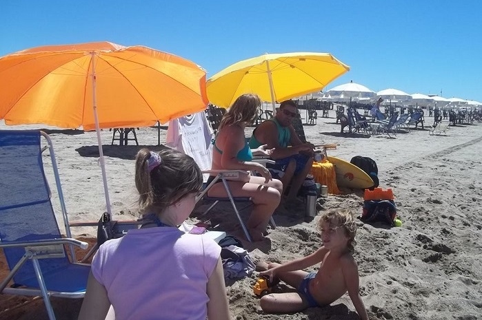 Playa Publica La Reserva 1