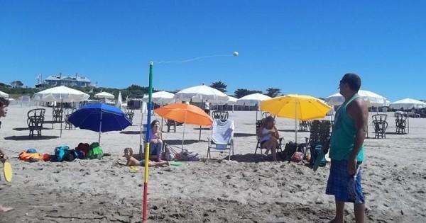 Playas públicas: intentaron echar a quienes fueron a reclamar