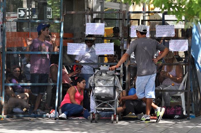 Argen-pesca: el Consejo de la Niñez rechaza el vallado policial