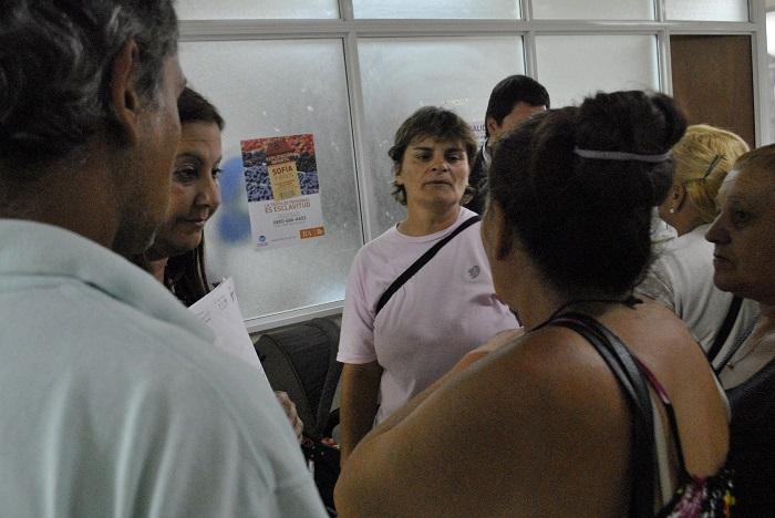 ARGENPESCA MINISTERIO TOMADO