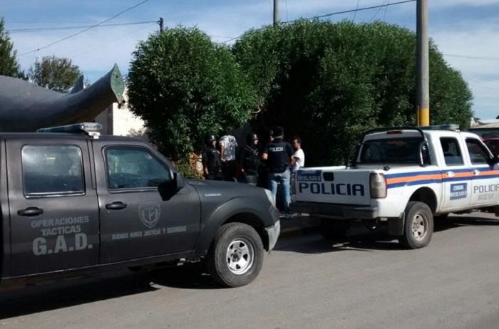 El delincuente que la asaltó vivía al lado de su casa: detenido