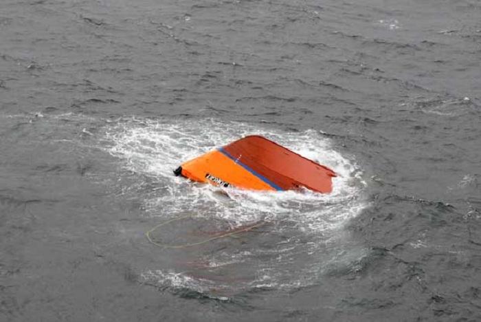 Buque hundido: sin la Armada, sigue la búsqueda
