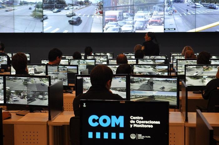Cómo realizarán las infracciones de tránsito desde el COM