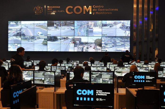 """Infracciones con cámaras: los mapas de las zonas """"controladas"""""""