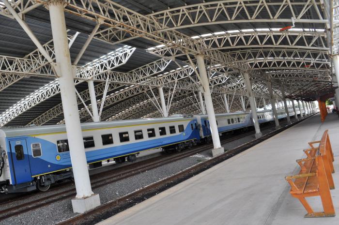Nueve meses sin tren y otro pedido de respuestas