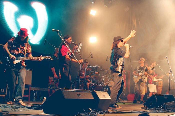La Whillington: ska y candombe, fiesta y reclamo social