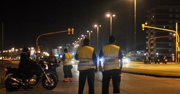 Alcoholemia en Navidad: tres vehículos secuestrados