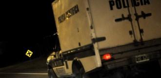 Un muerto y un herido tras un accidente en Ruta 11