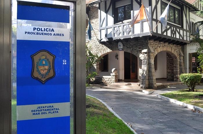 Cambios en la policía: Fabio Astor, nuevo jefe departamental