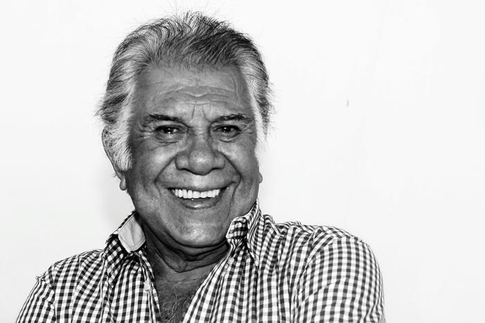 """Raúl Lavié: """"Espero que este año haya un cambio en el país"""""""