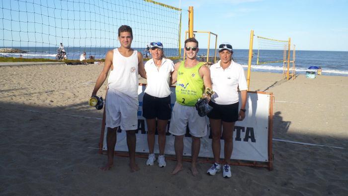 Beach Volley: Méndez- Murillo, campeones