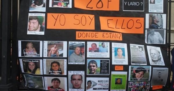"""Personas desaparecidas: """"Duele que la gente no se involucre"""""""