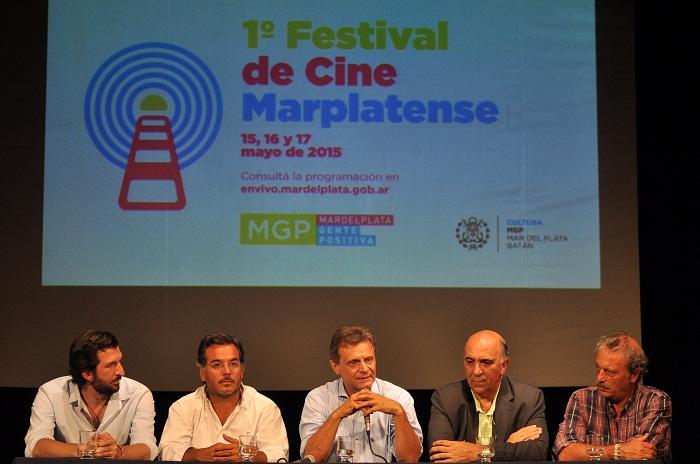 En mayo se realizará el primer Festival de Cine Marplatense