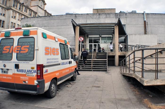 El detenido por intentar matar a su exmujer fue hospitalizado