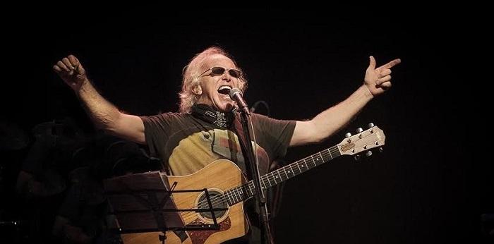 Habla Miguel Cantilo, se escuchan las palabras del rock