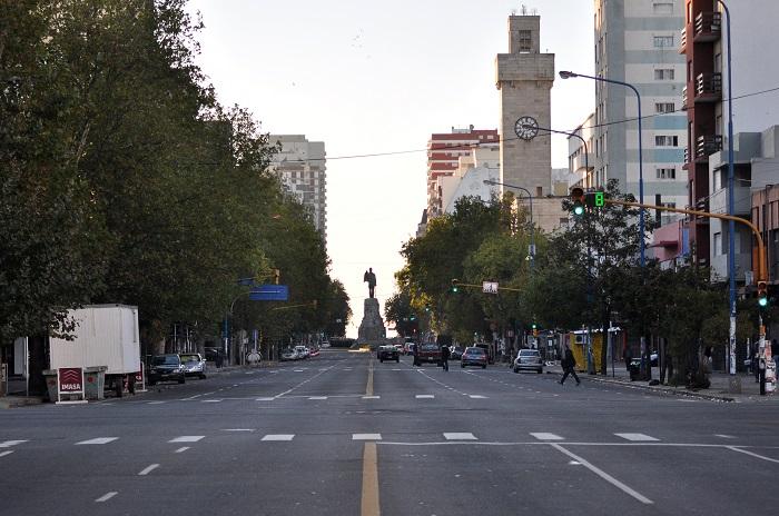 Mar del Plata de paro: sin colectivos, solo algunos taxis y remises