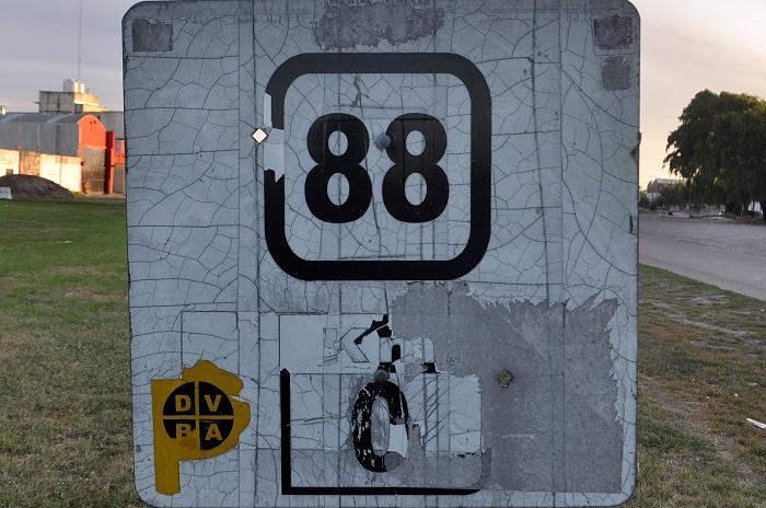 RUTA 88 A