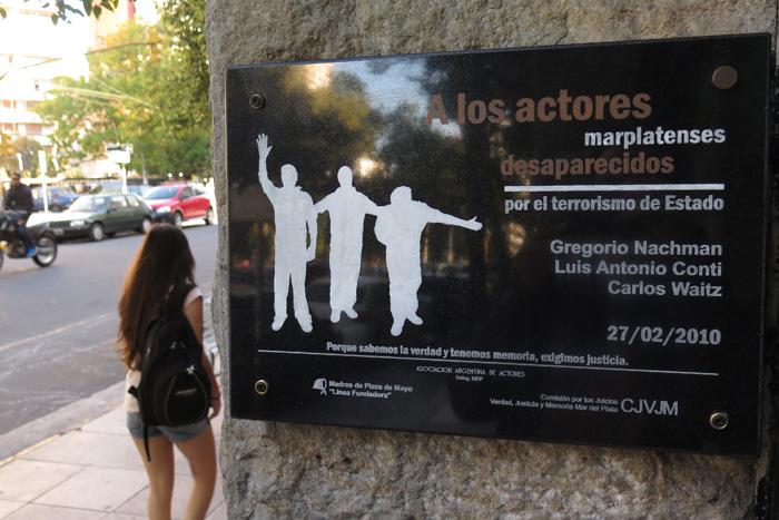 Día de la Memoria, la cultura marplatense dice presente