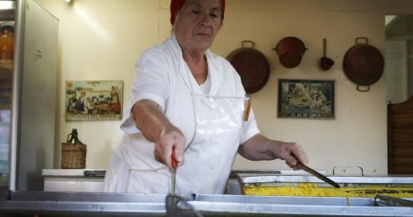 Buñuelos valencianos, el sabor de la Falla