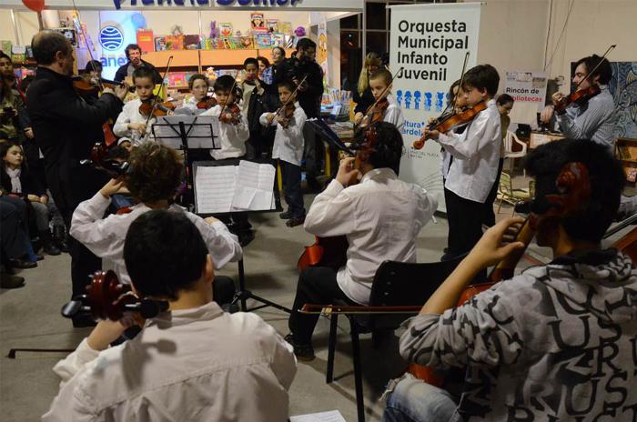 Quejas por la suspensión de clases de la Orquesta Infanto Juvenil